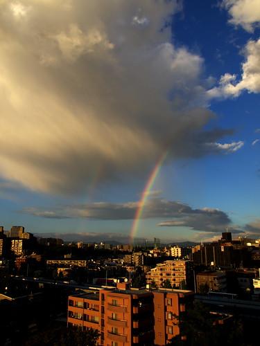rainbow**