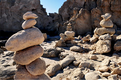 Zen Salinas (NemesisDesign) Tags: beach stone salinas ibiza zen