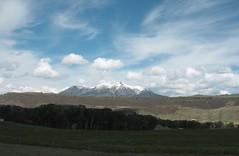 passing through Montana (vetsense) Tags: mountain montana snowcapped