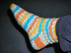 it's a sock