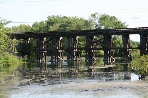 Rail Bridge at Deer Run