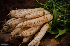 Fresh Radishes! (8thcross) Tags: india vegetables bangalore radish