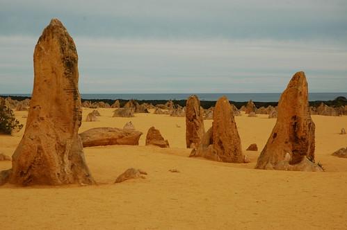 Pinnacles - Western Australia by badjonni.