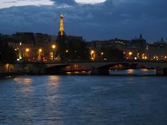 Sienne, Eiffel Tower