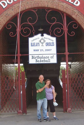Jon and Val Doubleday Field