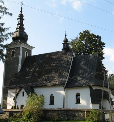 Kościół w Łapszach Niżnych p.w. św. Kwiryna