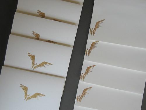 Icarus' Golden Wings