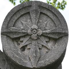 cross (Leo Reynolds) Tags: cemetery canon eos iso100 cross squaredcircle f71 30d 65mm cemeterysymbol sqparis 0ev 0008sec hpexif groupcemeterysymbolism cemeterypassy sqrandom xsquarex sqset023 xleol30x xxx2007xxx xratio1x1x