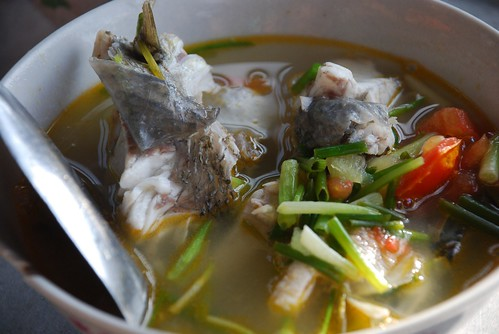 Fish broth - Ha Long Bay