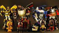 Stunticon Army (revlimit) Tags: toys explore transformers breakdown nikkor custom mazda rx8 lightbox deadend ais dragstrip alternators manuallens explore461 stunticons nikond40 nikkor55mm28micro wildrider 55mm28macro