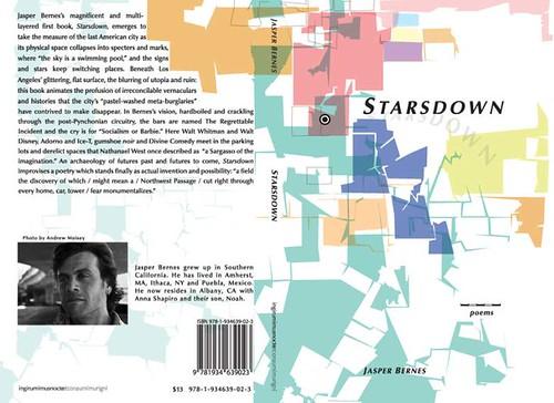 Starsdown Jasper Bernes In girum imus nocte et consumimur igni PEGASUS BOOKS DOWNTOWN Guy Debord