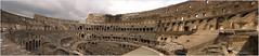 180° del Coliseo (KARTZOW) Tags: rome roma coliseo coliseum