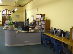 durban city library - main desk