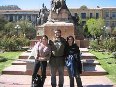 Voluntarios (Víctor Martínez-Gutiérrez) Tags: bolivia lapaz elalto américasolidaria
