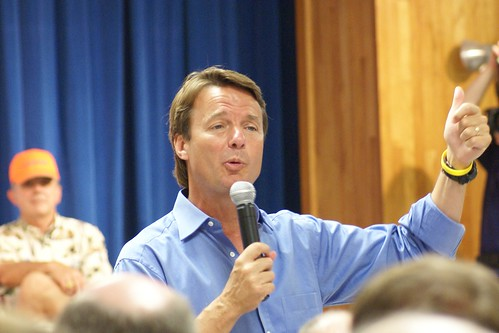 John Edwards @ Merrimack, NH