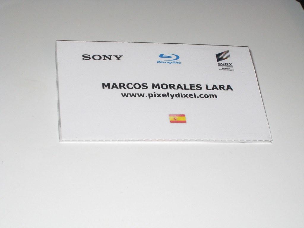 Identificación de Sony para la IFA
