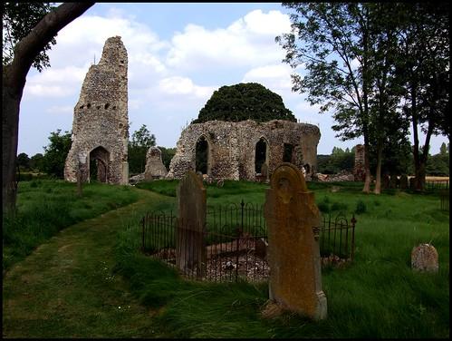 West Raynham: a polite ruin