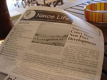 Naxos Life免費的報紙