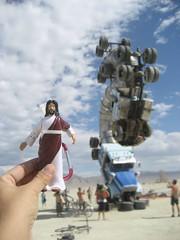 Jesus at the Big Rig Jig