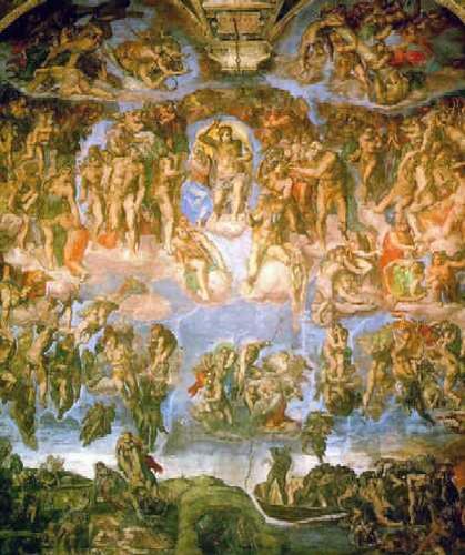Juízo Final (Pintura de Michelangelo)