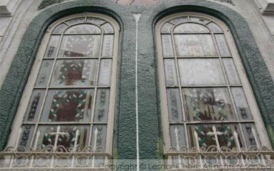 玫瑰聖母主教座堂-玫瑰花窗