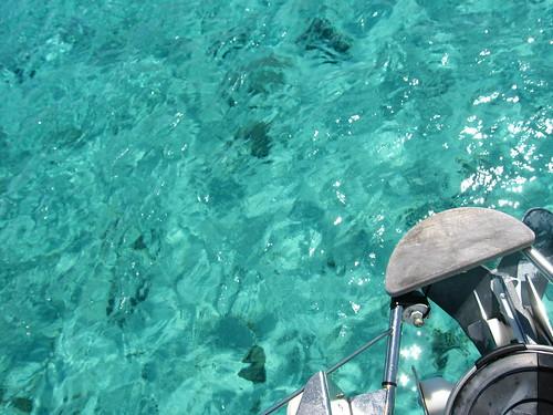 Farmer's Cay in the Exumas, The Bahamas