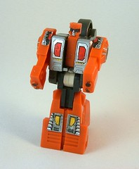 Transformers Afterburner - modo robot (G1)