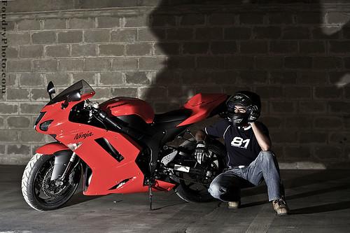 2009 Kawasaki Ninja 650R Picture Gallery