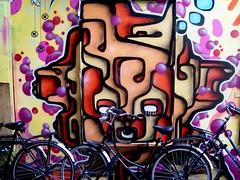 Amsterdam Graffiti (geoftheref) Tags: street travel streetart holland art netherlands amsterdam bike bicycle graffiti interestingness amazing interesting europe paint flickr grafitti tag can spray spraypaint tagging pintada spraycan pictureperfect  damncool smorgasbord masterclass grafittis blueribbonwinner   supershot amazingtalent amazingshot flickrsbest  fineartphotos masterphotos   abigfave geoftheref nikoniste platinumphoto anawesomeshot impressedbeauty flickrbest ultimateshot flickrplatinum ultimatshot superbmasterpiece naturefinest infinestyle diamondclassphotographer flickrdiamond ysplix ilovemypic masterphoto overtheexcellence theperfectphotographer naturemasterclass natureelegantshots awesomeblossoms goldenvisions