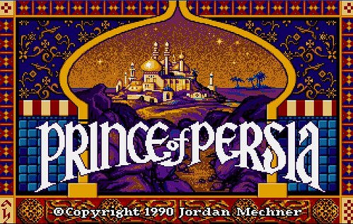 Prince of Persia MS DOS