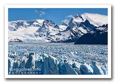 glaciar Perito Moreno, Patagonia (Tony Glvez) Tags: blue patagonia santacruz ice gelo southamerica argentina a
