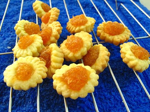 IMG_2449 Pineapple Tarts , 黄梨挞