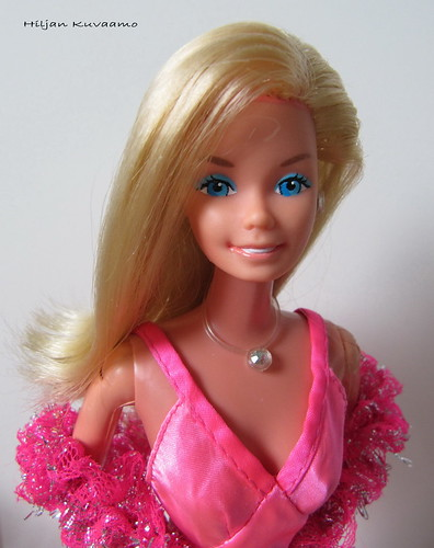 Superstar Barbie 1977, original