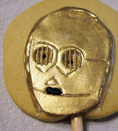 C3PO Cookie