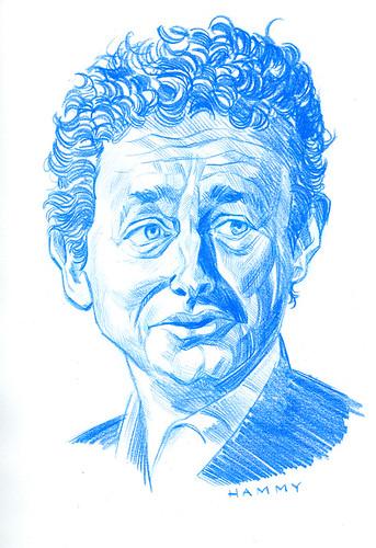 Tony Hayward sketch