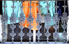 Barcelona - Creu dels Molers 035 f (Arnim Schulz) Tags: barcelona espaa art architecture fence liberty reja spain arquitectura iron arte kunst catalonia artnouveau castiron gaud architektur catalunya grille zaun espagne modernismo forged lattice catalua spanien modernisme fer valla gitter jugendstil wrought ferro eisen hierro espanya katalonien stilefloreale belleepoque baukunst gusseisen schmiedeeisen ferronnerie forjado forg ferdefonte
