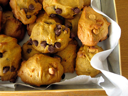 Hello, Autumn: Soft Cakey Pumpkin Cookies | Poppytalk