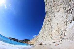 Porto Katsiki (Lefkada) (super_botte) Tags: beach greece porto grecia spiaggia saffo lefkada katsiki leucade