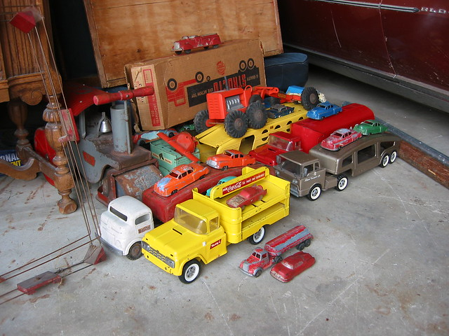 wood old blue red orange white tractor cars ford chevrolet yellow metal wall bronze truck toy toys buick rust iron mercury antique steel cement aquamarine pickup cadillac wear tires firetruck chevy chip trucks pontiac chrysler trailer tear steamroller scratch mack thunderbird gmc stamped coe generic patina oldsmobile peterbilt tatra scuff reo carcarrier