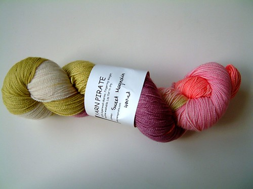Yarn Pirate- Sweet Magnolia