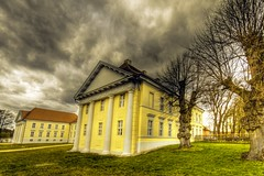 castle rheinsberg (gari.baldi) Tags: sky castle architecture canon germany 350d dramatic gimp wideangle schloss garibaldi brandenburg hdr 2007 lightroom rheinsberg paperwall photomatix sigma1020 1xp aplusphoto superhearts castlerheinsberg