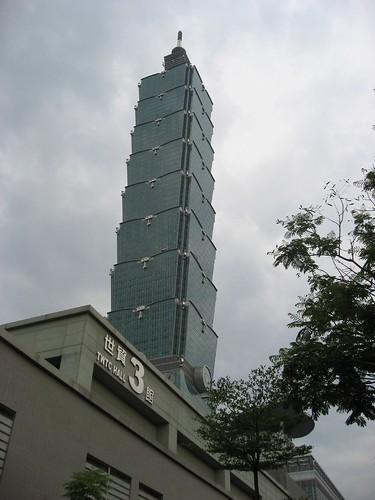 Taipei 101.. standing tall