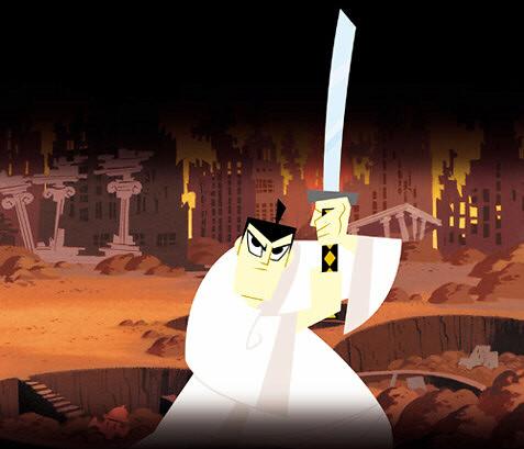 Image result for samurai jack sword