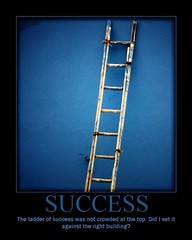 Success - Image by aloshbennett via Flickr