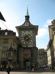 Zytglogge (kpmst7) Tags: street tower clock schweiz switzerland europe suisse belltower un