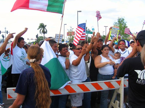 Pro-immigration Rally
