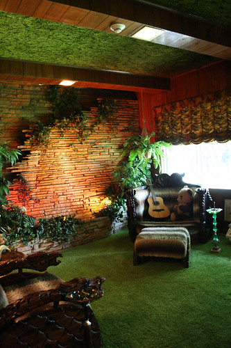 jungle room — July 15