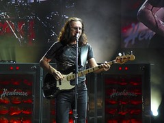 Rush (Doug Springer) Tags: music calgary rock concert saddledome live rush geddylee