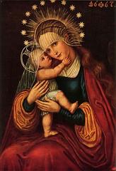 Lukas Cranach - Madonna