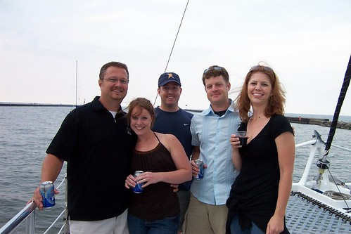 West Family Sailing Outing
